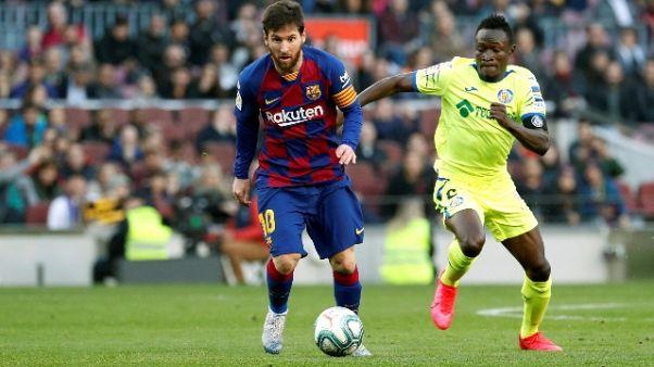 Calcio: Messi chiama Lautaro al Barcellona 'è spettacolare'