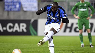 Europa League: Ludogorets-Inter 0-2