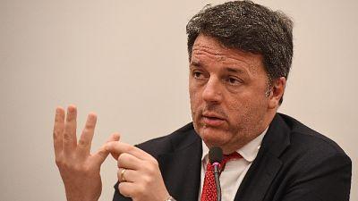 Renzi,se Conte boccia proposte noi fuori