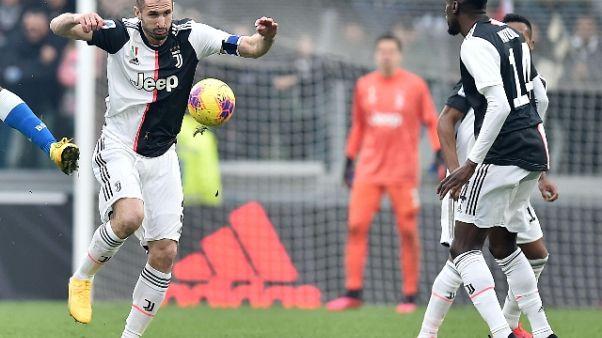 Juve contro tabù Spal, Lazio alla prova Genoa