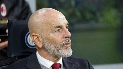 """Pioli """"Milan unito, ma Fiorentina ci farà sudare"""""""