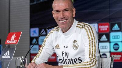 "Zidane ""quanto avrei voluto andare alle Olimpiadi"""