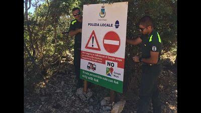 Google Maps adegua tracciati Ogliastra