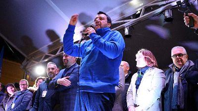Virus,Salvini:Conte via se non ci tutela