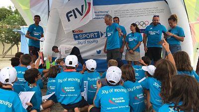 Vela: Ferrero e Fiv insieme per i giovani anche nel 2020