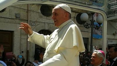 Decaro,domani sarò in piazza da Papa