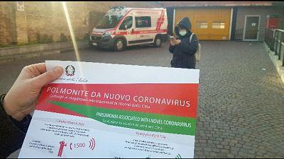 Coronavirus, vescovo Piacenza vieta pace