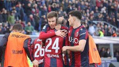 Serie A: Bologna-Udinese 1-1