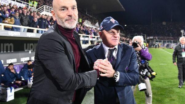 """Calcio: Milan; rammarico Pioli """"Siamo stati superficiali"""""""