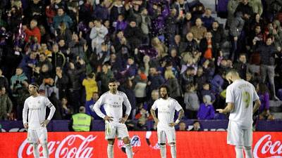 Calcio: Liga; Real ko dopo 21 partite, Barca solo in testa