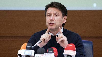 Coronavirus, Conte annulla tour Romagna