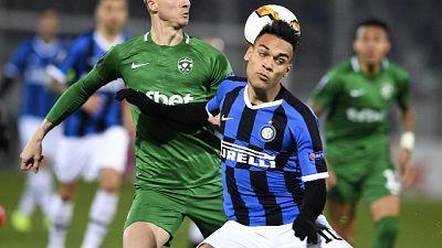 Coronavirus: fonte calcio europeo, Inter-Ludogorets si gioca