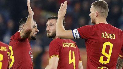 Calcio: Dzeko, due mesi senza vincere in casa erano troppi