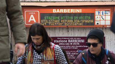 Anac,'faro' su fermate metro Roma chiuse