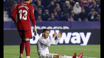 Tegola Hazard, Real Madrid potrebbe cambiare modulo