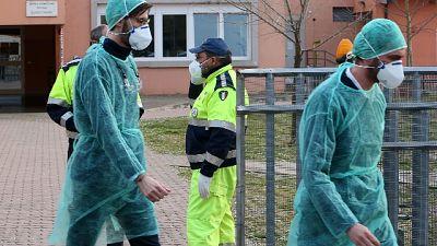 Coronavirus: Vò,uomo era stato a Codogno
