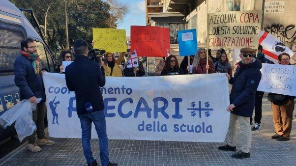 Scuola: lettera prof sardi a Mattarella