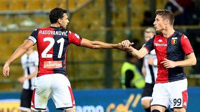 Calcio: Genoa; Radovanovic operato a Lione, tutto ok