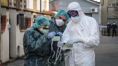 Coronavirus,a Chieti spariti dispositivi