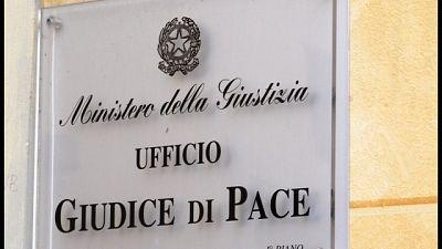 Coronavirus: caos giudici pace Milano