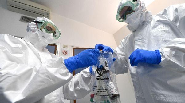 Coronavirus: donna morta in Veneto