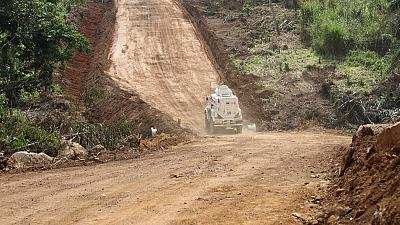Beni : la MONUSCO réhabilite la route Kasinga-Kididiwe pour faciliter la mobilité des troupes et des populations locales (Par Major Boucar Mai Madou & Sy Koumbo S.Gali)