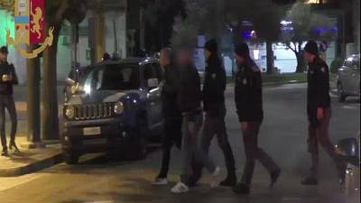 Mafia: maxi-operazione a Lecce, arresti