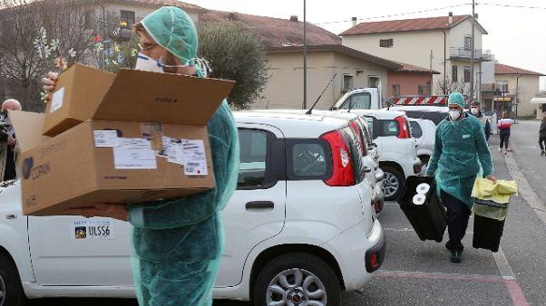 Coronavirus: Veneto, 58 casi positivi