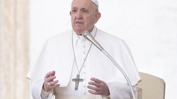 Papa, equa soluzione dipendenti AirItaly