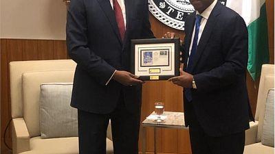 Coopération États-Unis - Côte d'Ivoire : L'Ambassadeur Haïdara en mission à Houston pour nouer des partenariats