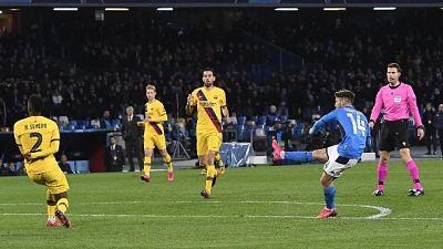 """Champions: De Luca """"il Napoli meritava la vittoria"""""""