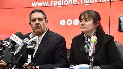 Coronavirus:Liguria,4 positivi a Alassio
