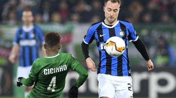 Calcio: Conte, a fine ciclo partite vedremo ambizioni Inter