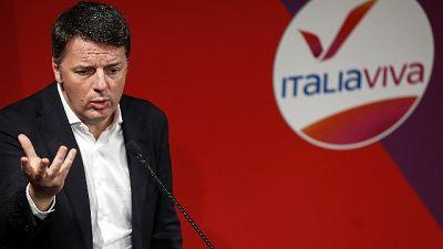 Coronavirus: Renzi, aiutare pmi
