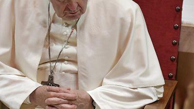 'Indisposto', Papa non va a San Giovanni