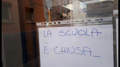 Coronavirus: chiuse scuole a Roseto