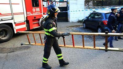 Rogo in casa Aler, 2 morti nel milanese