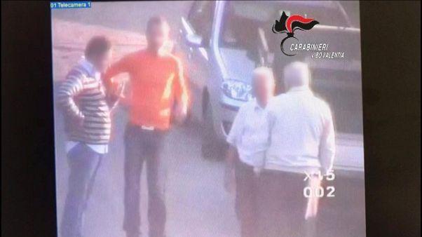 'Ndrangheta: Cc Vibo trovano armi