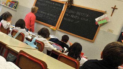 Bimbi Lucca leggono Rodari a piccoli Vò