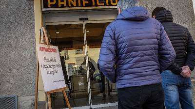 M5S, stop bollette ditte in zone rosse