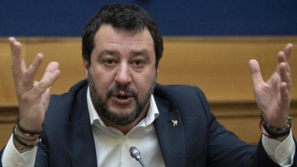 Open arms: Salvini, non sono preoccupato