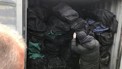 Sequestro 3 tonnellate cocaina a Livorno