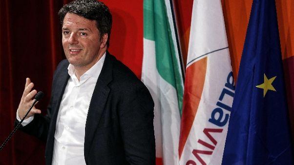 Renzi, non è tempo di polemiche