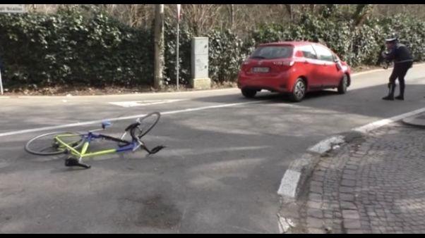 Morto ciclista 18enne investito Bologna