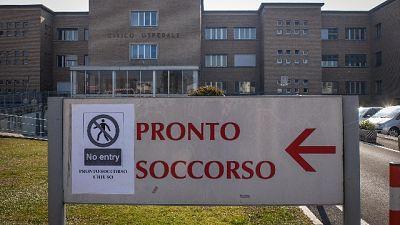 Lombardia, sanitari 10% dei positivi