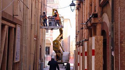 Verso recupero palazzi storici Camerino