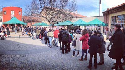A Bologna fila per 'card cultura'