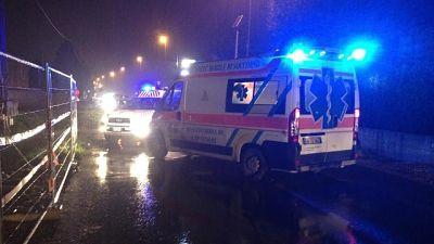Pedone morto in strada Valdarno,indagini