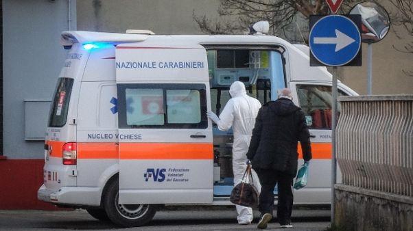 Coronavirus: 265 casi positivi in Veneto
