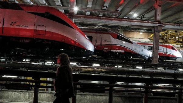 Riattivata linea Av Milano-Bologna